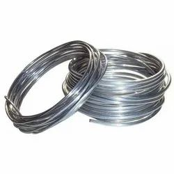 Silver Aluminium Wire, For Construction, Size: On Order