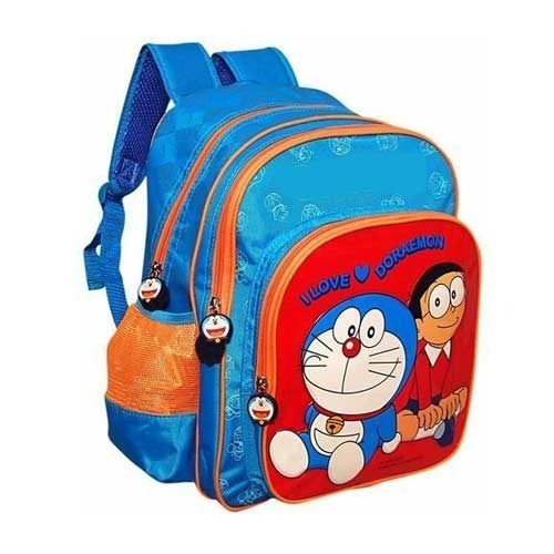 Blue Kids Boy School Bag cf3817e4612b1