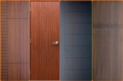 18.5 - 28 Inch Wood Flush Door