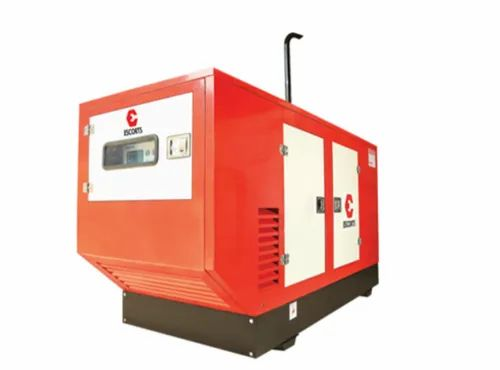 Escorts Diesel Engine Genset, Generators, Turbines & Power
