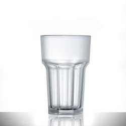 300mL Polycarbonate Centro Frosted Glass