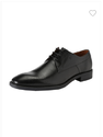 Van Heusen Black Formal Shoes Vhmms01033