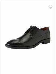 Van Heusen Black Formal Shoes VHMMS01033