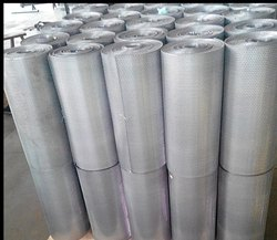 Aluminium Mosquito Bat Mesh, Diamond, Size: in 2feet