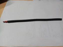 Epsillon cables Black D C Solar Cable 4 sq mm, Voltage (volts): 1100 V, Packaging Type: Coils 100 M