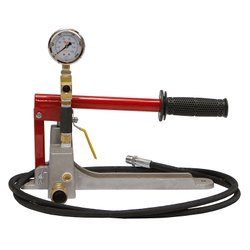 Hand Operated Hydrostatic Test Pump