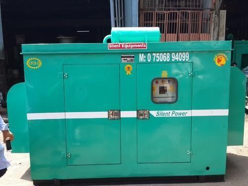 82.5 KVA Semi-automatic AS 125 Diesel Generator, Rs 199000