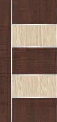Steel Beeding Doors, Thickness: 30mm To 35mm