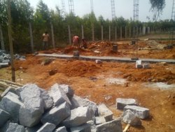 Concrete Frame Structures Residential Projects House Construction
