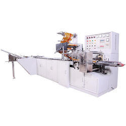 Biscuits Pouch Packing Machine
