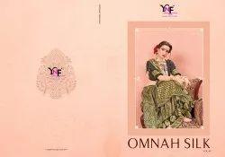 Omnah Vol 4 Tanchui Art Silk Saree By Yadu Nandan Fashion
