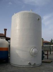 Nitric Acid Storage Tanks