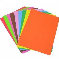 Manila Color File Board