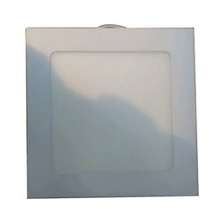 6-18 W Cool White LED Panel Light, Shape: Square