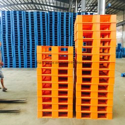 4 Way Color Storage Pallets