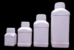 HDPE Bottles - Square Shape