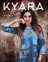 Fancy Fabric Designer Gown Kajree Fashion Kyara