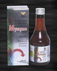 Fungal Diastase 50 Mg & Pepsin 10 Mg Per 5 Ml