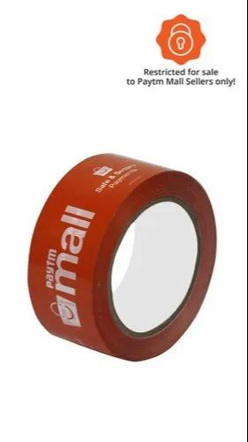 Multicolor Printed Paytm Packaging Tapes