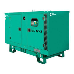 35 KVA Cummins Diesel Generator