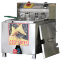 Deep Fryer In Ele And Gas