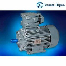 0.5-270 Hp Three Phase Flame Proof Motors, 415 V