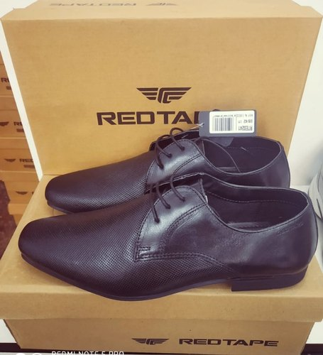 Men Red Tape Formal Leather Shoes, Size: 6 To 10, Rs 750 /pair SS  Enterprises   ID: 13998811397