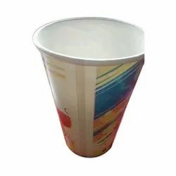 130 ml Printed Paper Cold Drink Cup, Packet Size: 100 Pieces