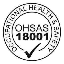 ISO 18001 Certification Service