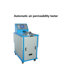 High Pressure Air Porosity Tester