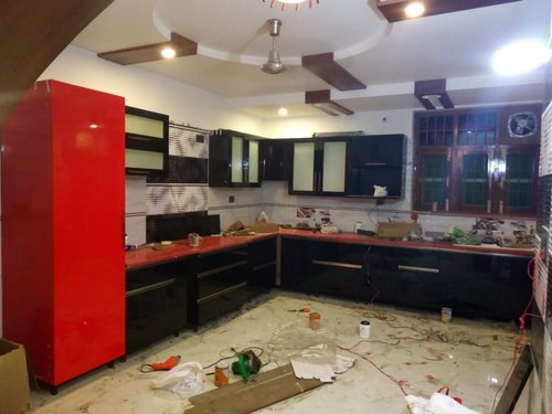 Modular Kitchen Cabinets in Dehradun, मॉड्यूलर रसोई की ...