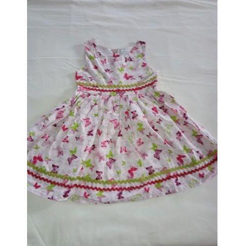 c23a82df4d Regular Wear Printed Kids Daily Wear Cotton Frock, Rs 165 /piece ...