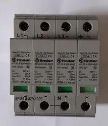 Finder AC SPD 3-Phase 40 kA Type-II