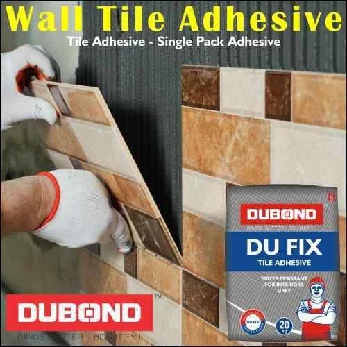 Dubond Tile Adhesive Du Fix