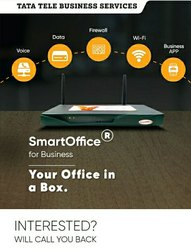 Data Or Internet Services Tata Smart Office