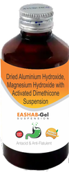 Dried Aluminium Hydroxide, Magnesium Hydroxide with Activated Dimethicone Suspension