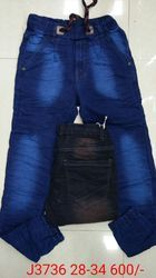 Mens Funky Joggers Jeans