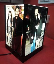 Table Lamp Photo Frame