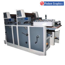 Automatic Two Color Paper Printing Machines