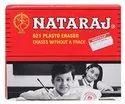 White Rubber Natraj Plasto Eraser