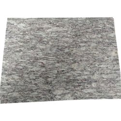 Polished Big Slab Jasmine And Kashmir White Granite Slabs, Thickness: 17 mm