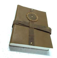 Rustic Bound Vintage Leather Handmade Journal