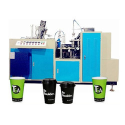Automatic Double PE Coated Paper Cup Machine