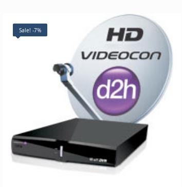 Madison : Videocon hd dvr set top box