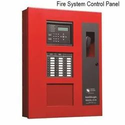 Copper Fire Alarm Control Panel, For Commercial, Industrial