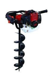 Pit Digging Machine Hand Operated Rental Services