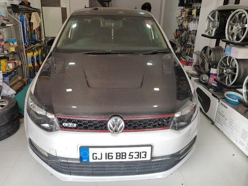 dealkarde Volkswagen Polo GT Style Replacement Carbon Fiber Bonnet Hood, Rs  55000 /piece | ID: 19318209488