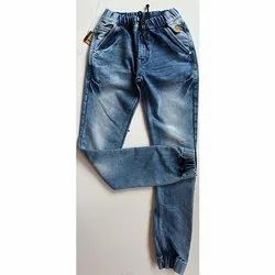 Denim Master Denim Men Joggers Jeans
