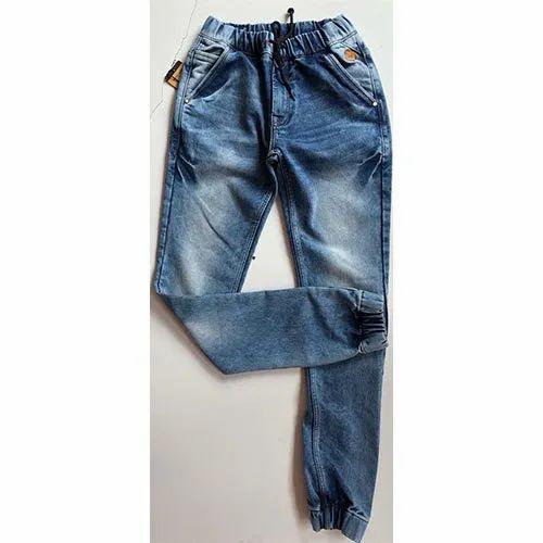Denim Master Denim Men Joggers Jeans