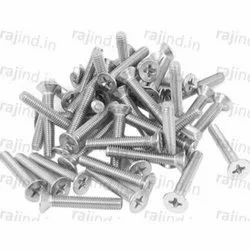 Flat Head Brass Fasteners Nuts Bolts & Washers, Packaging Type: Packet